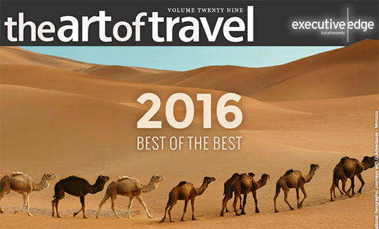 The Art of Travel Vol. 29