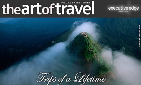The Art of Travel Vol. 28