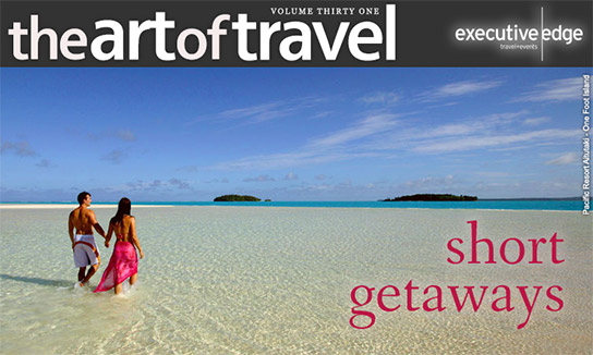 The Art of Travel Vol. 31