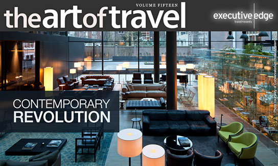 The Art of Travel Vol. 15