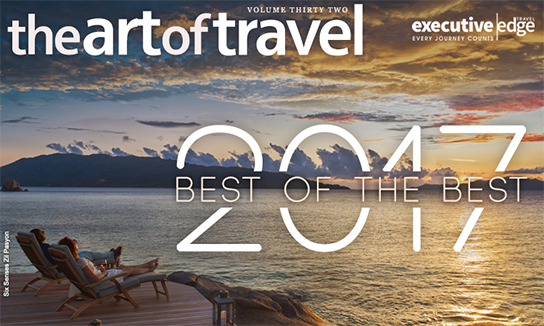 The Art of Travel Vol. 32