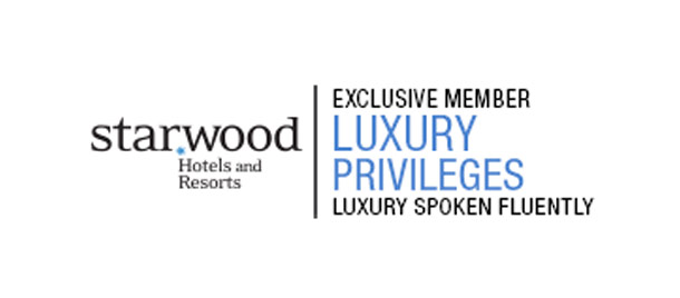 Starwood Hotels & Resorts Luxury Privileges Program