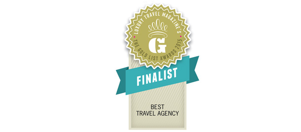 #2 'Best Luxury Travel Agency' in Australia