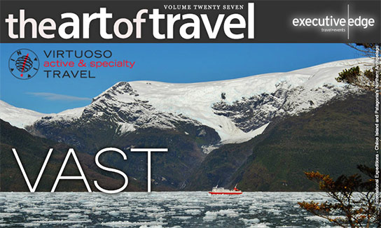 The Art of Travel Vol. 27