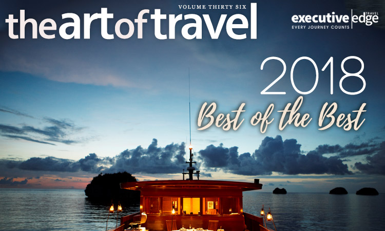 The Art of Travel Vol. 36