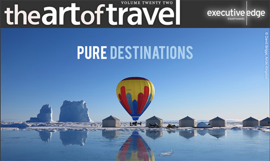 The Art of Travel Vol. 22
