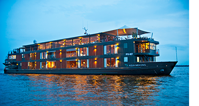 Exclusive 30% off Aqua Mekong Cruises
