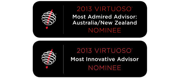 Virtuoso Most Admired Advisor & Most Innovative Advisor Virtuoso Gala Awards 2013